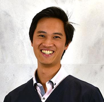 Dr Edward Chin